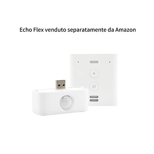 Sensore-di-Movimento-Third-Reality-per-Echo-Flex-Made-for-Amazon