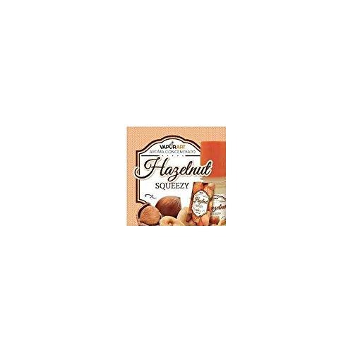 Squeezy HAZELNUT aroma concentrato 10ml