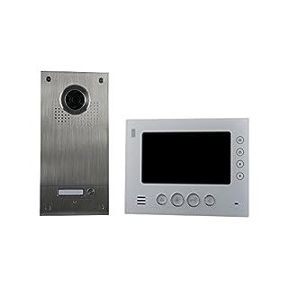 AE CKN1-812S1-01 1 Fam. Colour Video Door Intercom Set 1 Pack of 2