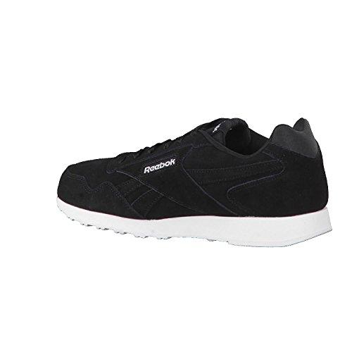 Reebok, Sneaker uomo Black/White