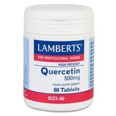 Lamberts quercétine 500 mg, 60 comprimés