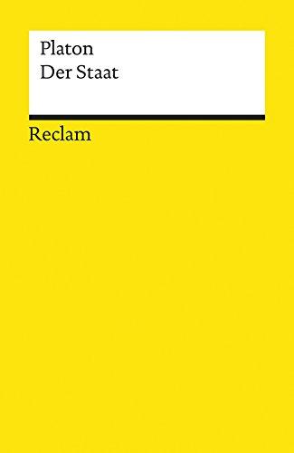 Der Staat: Reclams Universal-Bibliothek
