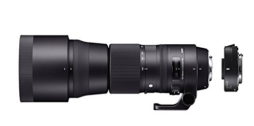 Sigma Objectif KIT 150-600mm F5-6.3 DG OS HSM + TC 1402 Contemporary - Monture Nikon