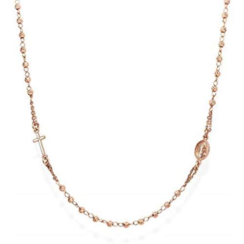 Amen Damen Halskette Schmuck Rosari Trendy Code CRORD3