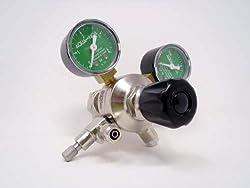 Aqua-Noa CO2 - Druckminderer Profi Variante Profi MV, Mehrweg, 1 Nadelventil, 1 Magnetventil