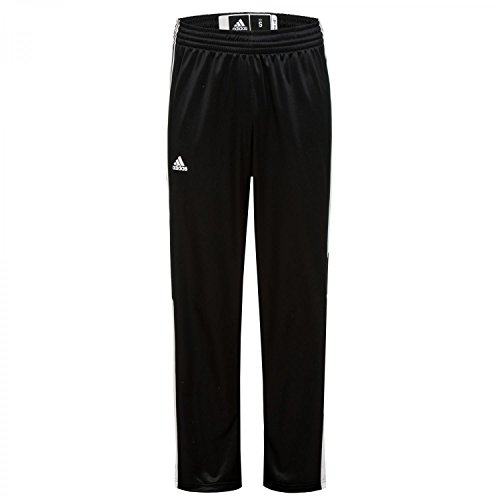 Adidas – Pantaloni da allenamento da uomo Warm Up Snap Pants nero