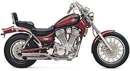 Cobra–Slip–On Mufflers Suzuki Intruder VS 800'87Turnout' 04–Slip On–Système de