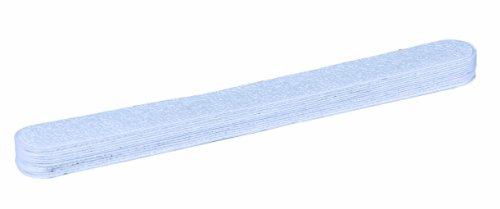 GAH-Alberts 140571 Anti-Rutsch-Streifen - selbstklebend, Kunststoff, weiß, 180 x 19 mm