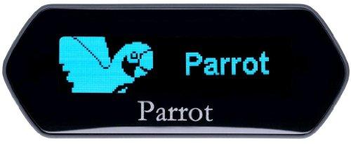 Parrot PI020154AC car kit - Kit de coche (OLED, Alámbrico, Negro)