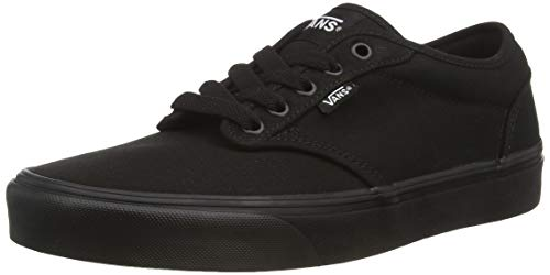 Vans Herren Atwood Canvas Sneaker Sneakers, Schwarz (Black), 40.5 EU -