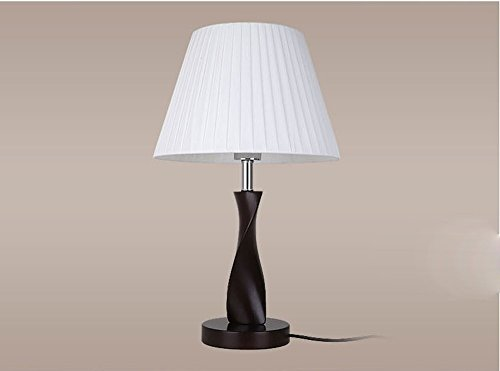gtvernhsolid Wood Tisch Lamp, Home Living Room Bedroom Lamp Un