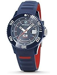 BMW Genuine Motorsport Unisex ICE Wrist Watch Silicone Strap Waterproof