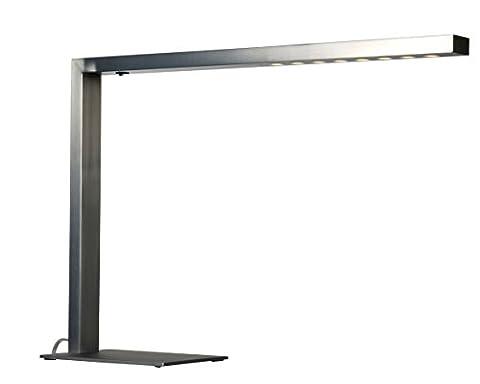 Linea Verdace LV 70112/NM Lampe de Table Minimum LED Bureel 8 x 1 W Mat Nikkel