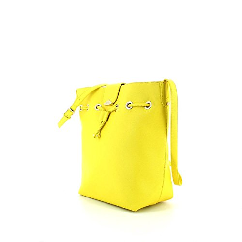 LIU JO KOS BASKET BAG - A16036E0087 40756 EMPIRE YELLOW