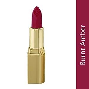Bonjour Paris Premium Lipstick, Burnt Amber, 4.2g