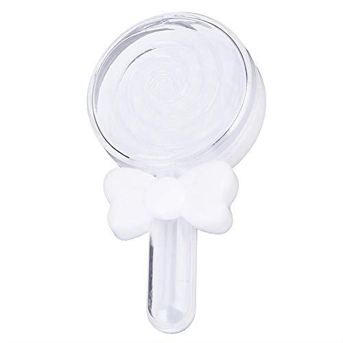 htel Kunststoff Lebendige Farbe Schöne Lollipop Form Boxen für Hochzeit Birthday Party Supplies Baby Shower Dekoration(1#) ()