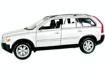 volvo-xc90-xc-90-silber-siler-metallmodell-1-24-welly-modellauto-modell-auto