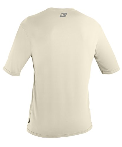 O 'Neill Neoprenanzug UV Sun Protection Herren Skins Short Sleeve Tee Rashguard Shell