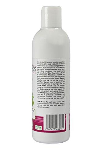 Shampoing bio anti-pelliculaire avec aloe vera bio image 2