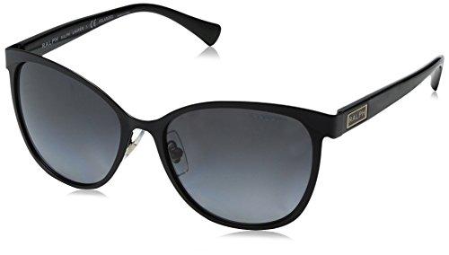 Ralph Lauren Ralph by Damen 0RA4118 3180T3 54 Sonnenbrille, Black/Greygradientpolarized,
