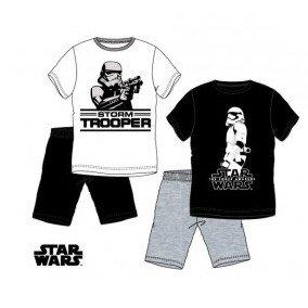 kurz wei├ƒ (Star Wars-pyjama Für Erwachsene)