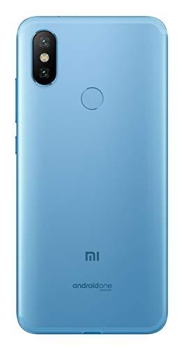 Mi A2 (Blue, 64GB)