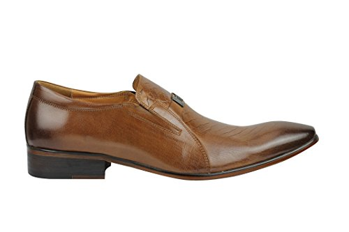 Xposed - Mocassini uomo Tan Brown