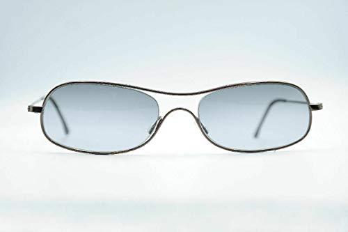 Freudenhaus 365 Titanium Braun oval Sonnenbrille sunglasses Brille Neu