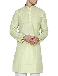 Royal Kurta Men's Khadi Linen Casual long Comfortable Kurta