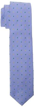 Tommy Hilfiger Tailored - Cravate - Homme - Bleu (400) - Taille unique (Taille fabricant: Taille unique)