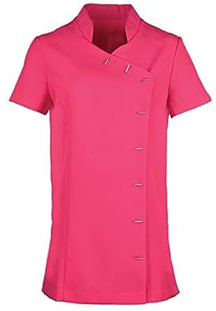 Jemy oriental beauty tunic uniform for therapist nail for Spa uniform amazon