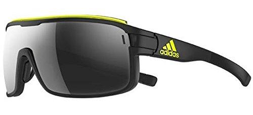 Adidas Brille ad02 ZONYK Pro S coal matt 6054