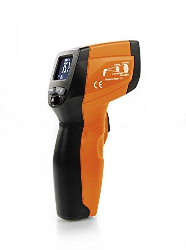 Preisvergleich Produktbild HT-Instruments Infrarot Digital Thermometer mit Laserpointer, 1 Stück, HT3300