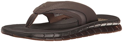 Reef Boster, Tongs Hommes Marron (Brown)