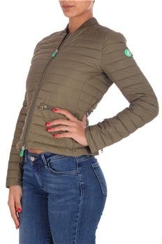 new style 894d3 fdff6 SAVE DUCK Down Bomber Save The Duck Green 3