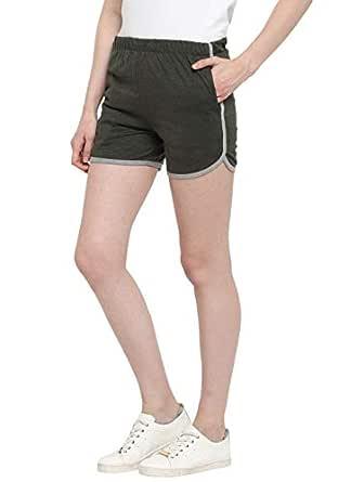 Alan Jones Clothing Women Regular Shorts
