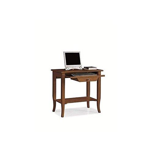 Estea mobili - tavolo scrivania porta pc arte povera - 121004000497