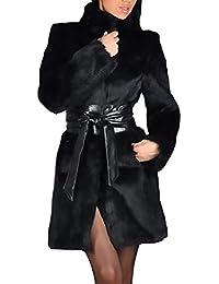 Giacche Cappotti DonnaAbbigliamento Shop E Amazon itSexy jUzLGqSVMp 92209f2384bb