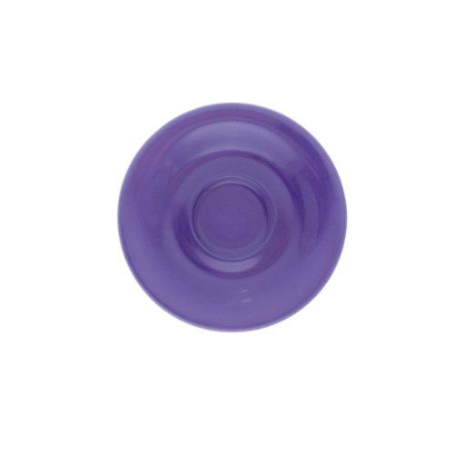Kahla - Porcelaine pour les Sens 203501A72820C Pronto Colore Sous-Tasse à Expresso Violet 12 cm