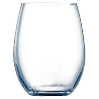Primary Hiball Trinkglas/Tumbler, 360 ml, 24-36cl Wine Gläser/stiehllose Weingläser