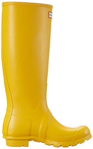 Hunter Damen Womens ORG Tall Gummistiefel Gelb (Yellow/ryl)