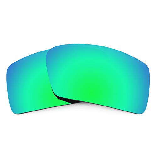 Revant Ersatzlinsen für Oakley Eyepatch 2 Polarisierung Elite Rogue Grün MirrorShield®