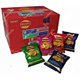 Walkers Crisps Variety Box 25g (pack Of 44)