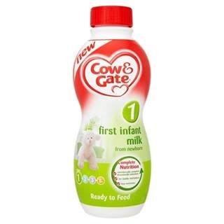 Preisvergleich Produktbild Cow & Gate Stage 1 First Infant Milk From Newborn 1L