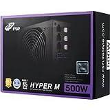 FSP Group Hyper-M500 Alimentation PC Modulaire ATX 500 W Noir