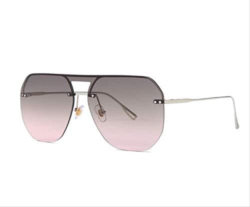 shengbuzailai Damen-Weinlese-Sonnenbrille- Gläser für das Fahren der flachen Linsen-Sonnenbrille- weiblichen Steigungs-Brillen-Mens-Schatten A3