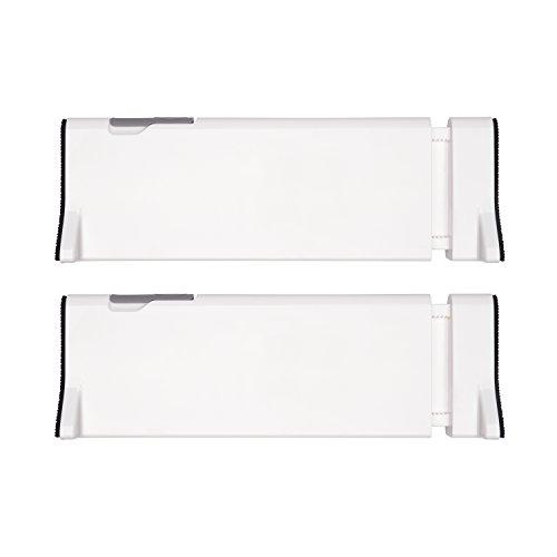 OXO erweiterbar Schublade Trennwand, weiß