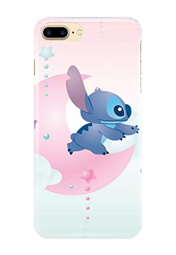 Coque Téléphone Pour Iphone 8 Plus Lilo And Stitch Ohana Cute Sweet Disney 20 Dessins