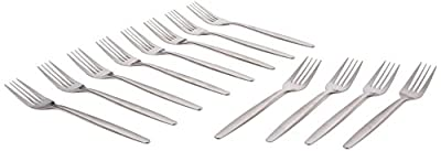 Genware NEV-2000-2 Millenium Table Fork (Pack of 12) produced by Genware - quick delivery from UK.