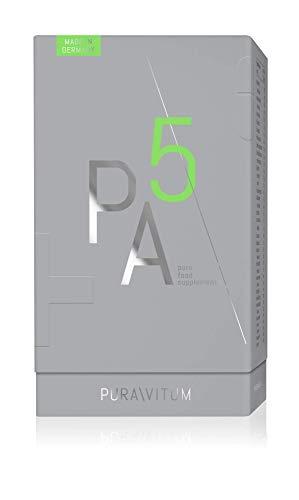 Puravitum PA5 - Vital Pure Mind Naturpräparat: Pflanzliches Antidepressivum, Stimmungsaufheller,...